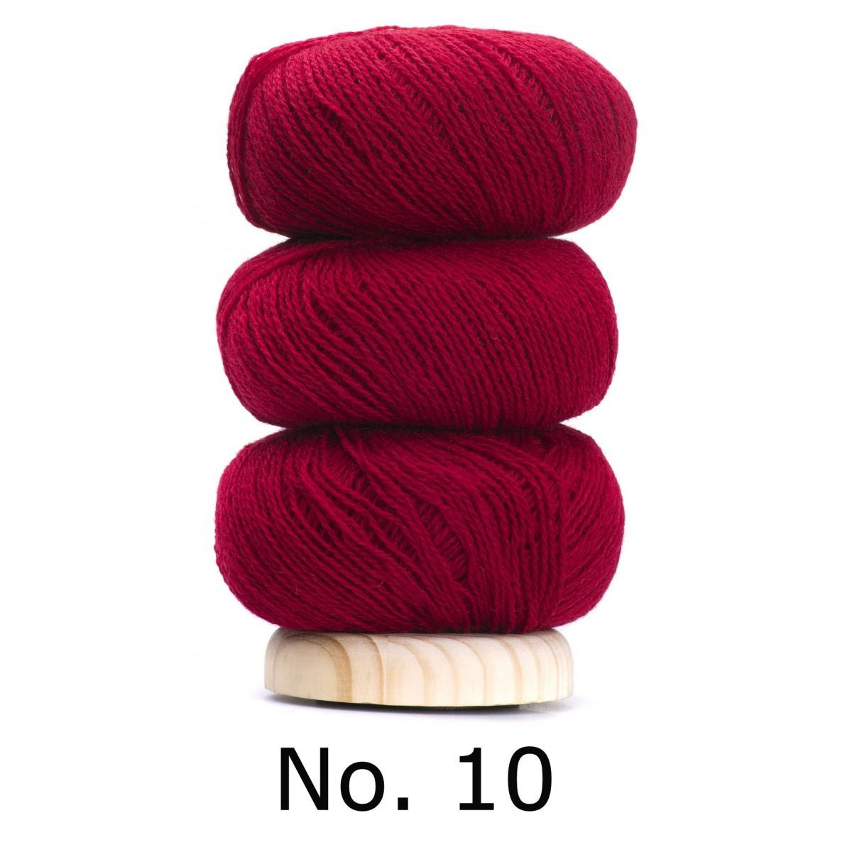 Lilleslyngel i uld-31