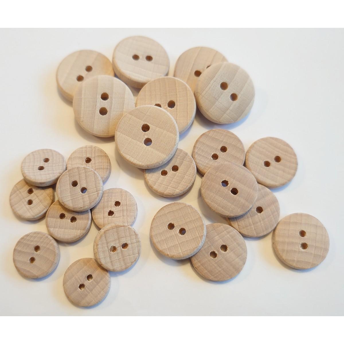 knapper i træ