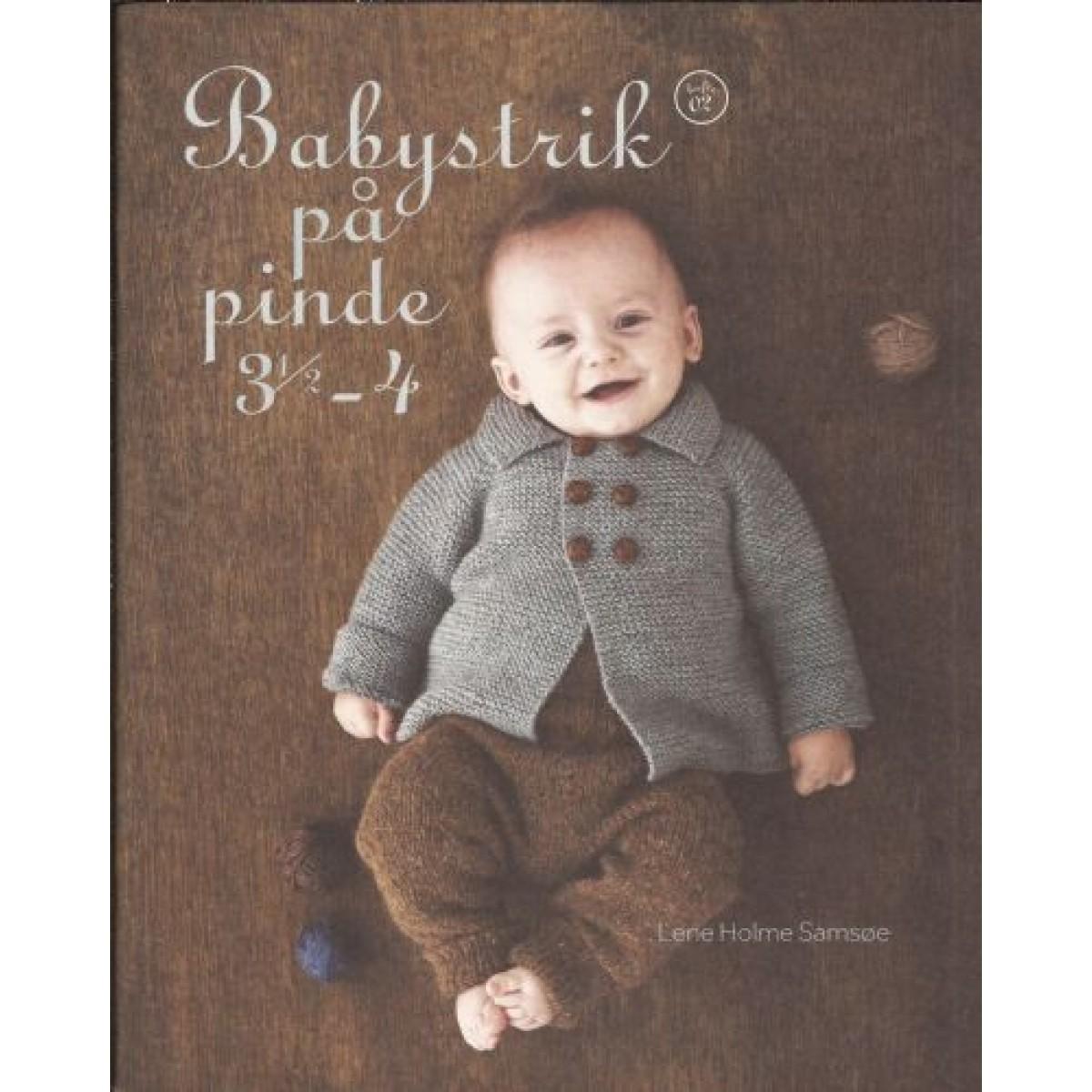 Babystrik på p. 3½-4-31