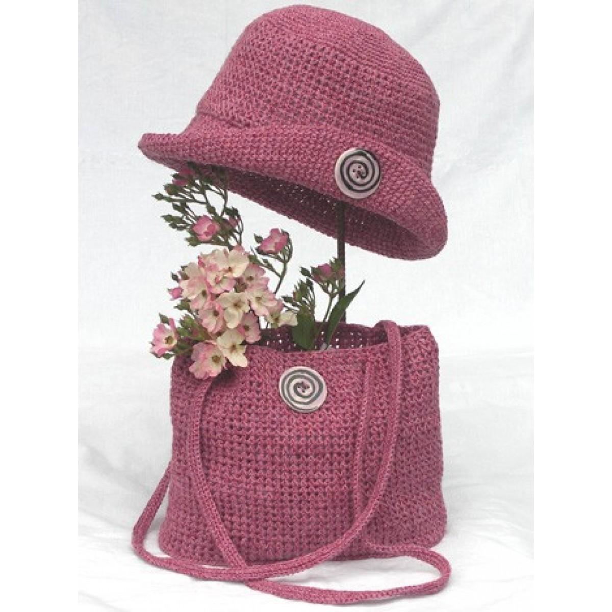 hat og taske