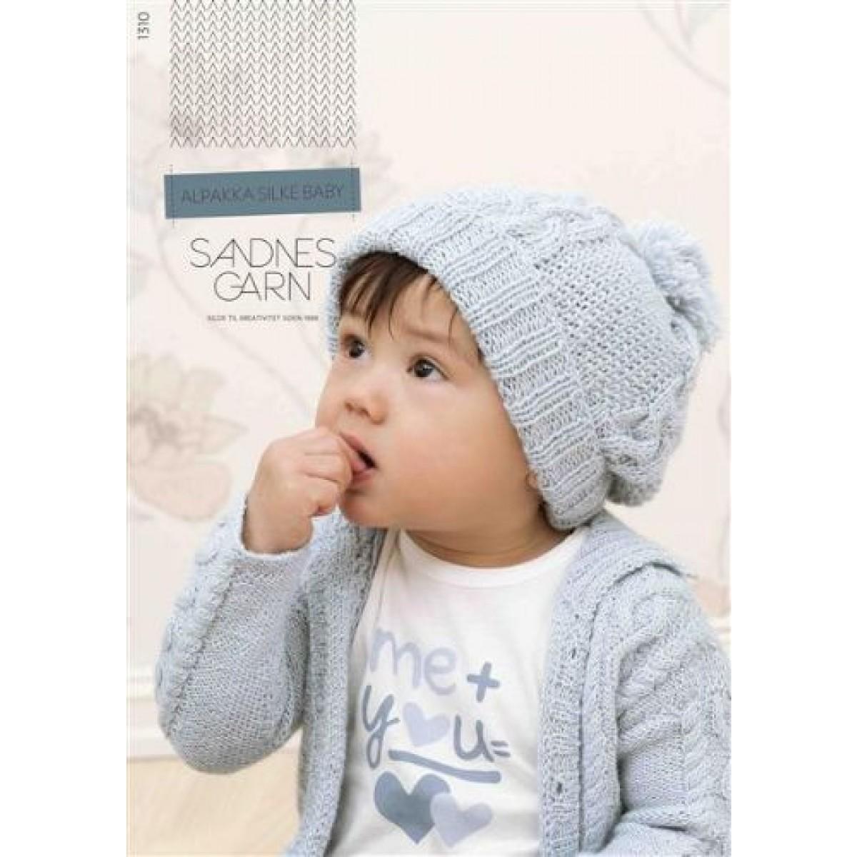 Alpakka Silke Baby