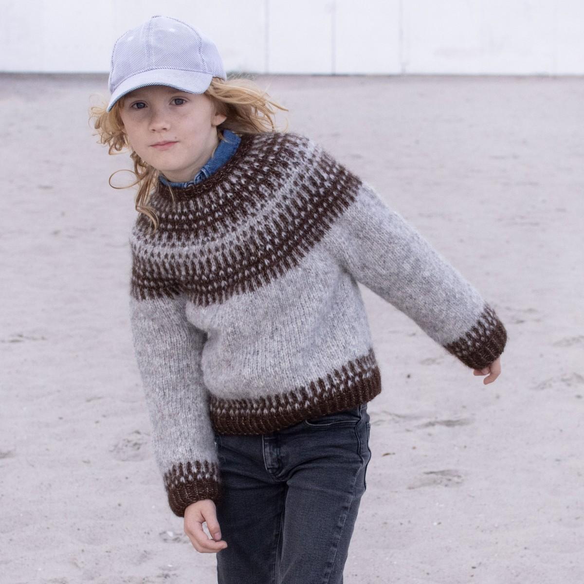 Badger Sweater