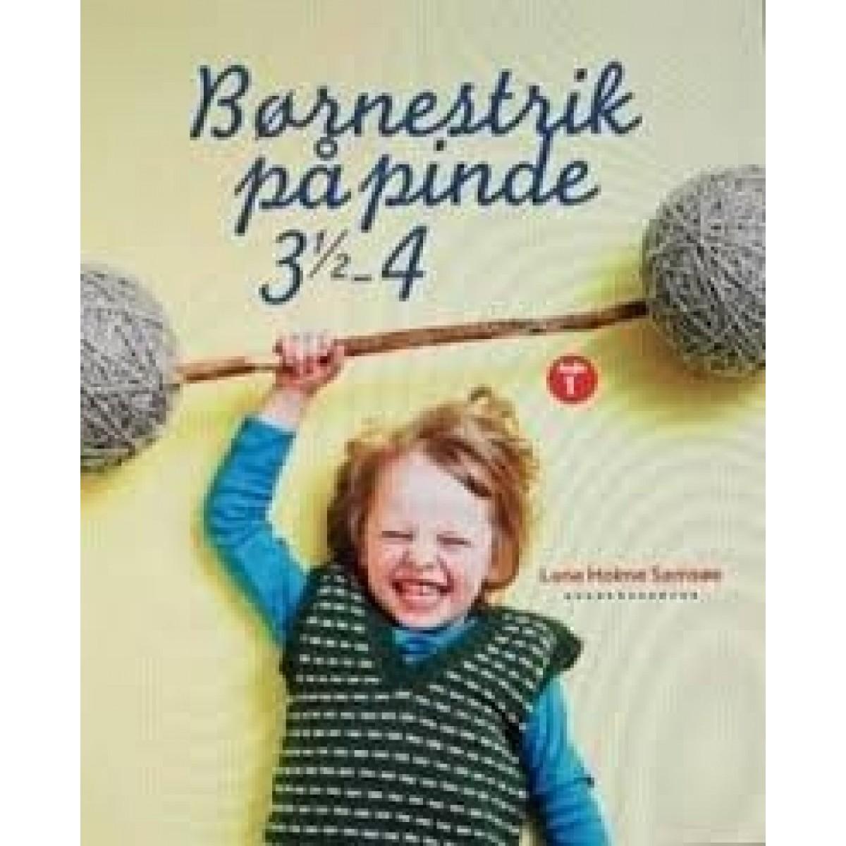 Børnestrik på p. 3½-4-33