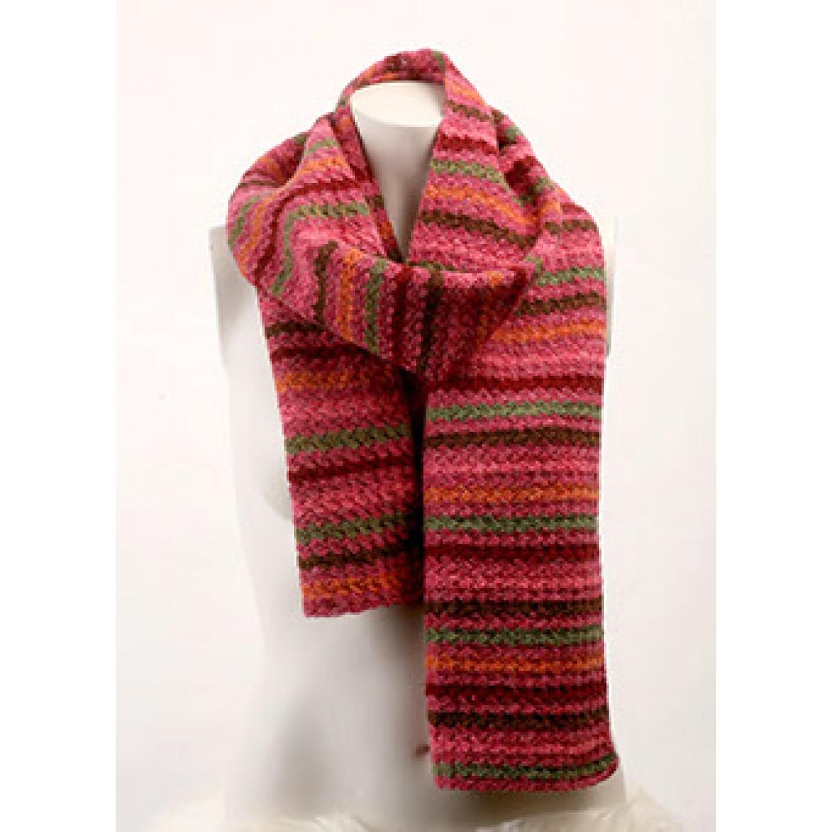 Hæklet tørklæde, Handwork Design-31