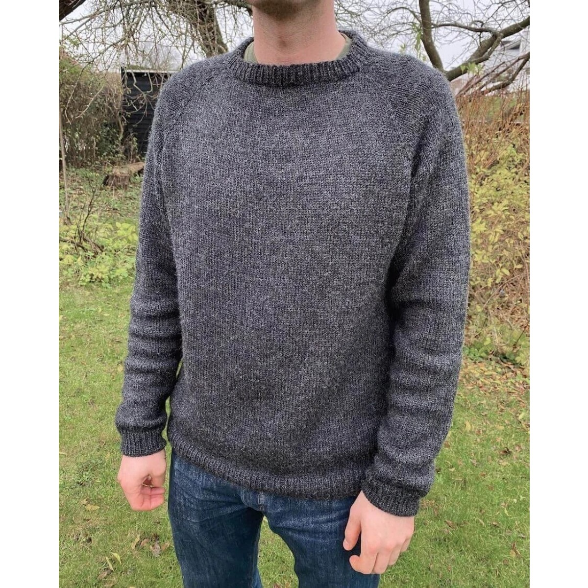 Hansholm sweater