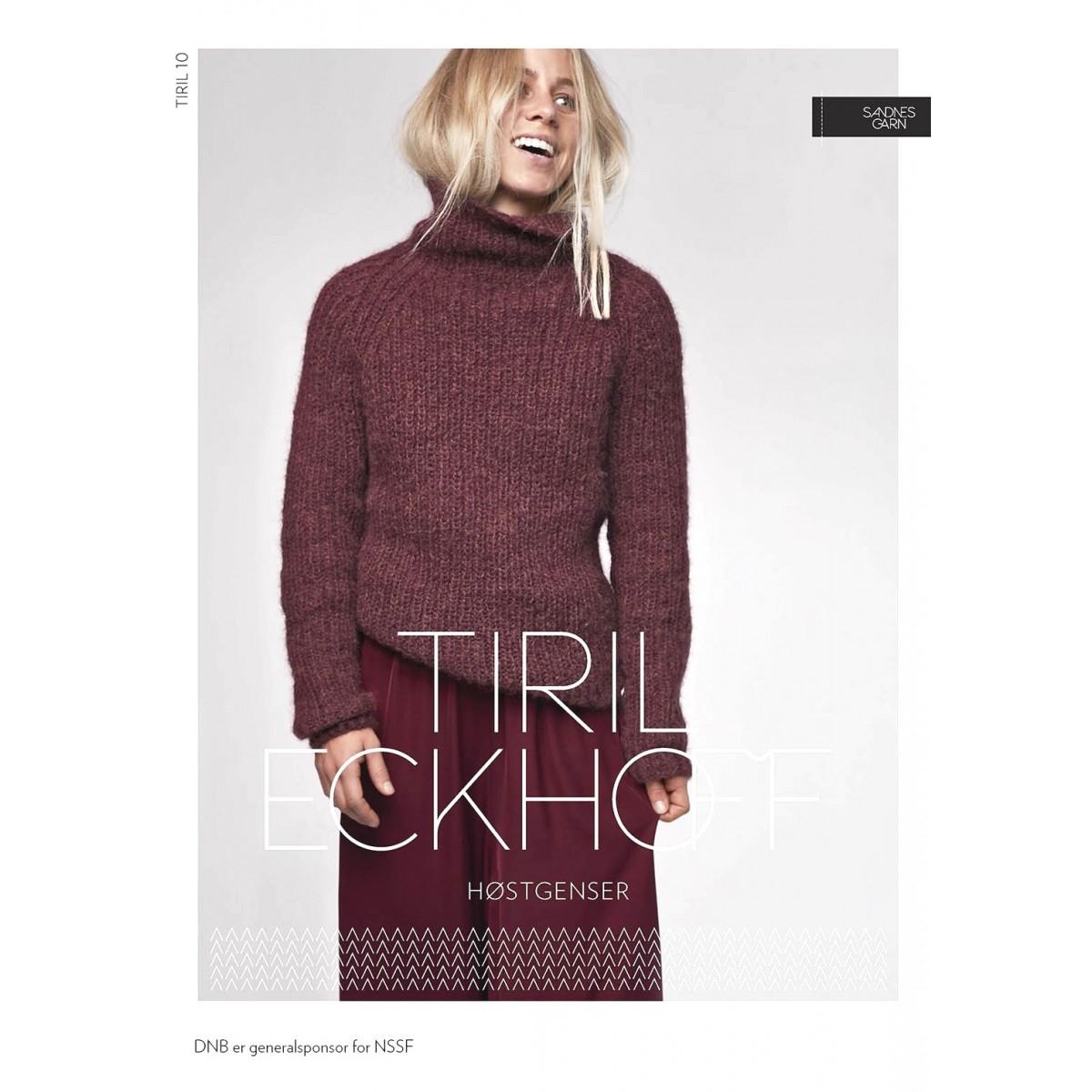 Triril høsttrøje