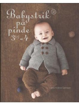 Babystrik på p. 3½-4-20