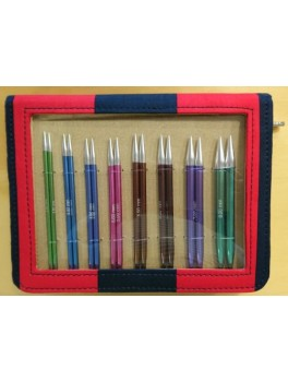 Knit Pro Zing, komplet sæt-20