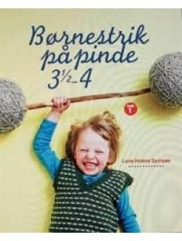 Børnestrik på p. 3½-4-20