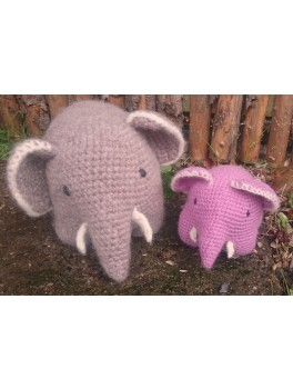 Kramme elefanter