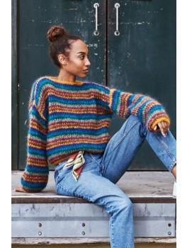 regnbuesweater