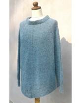 Slægtningen, ponchosweater
