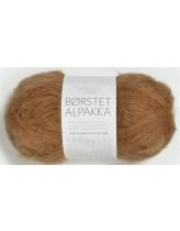 Børstet Alpakka