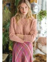 Blomsterknop genser
