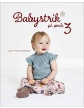 Babystrik på pinde 3 - hæfte 3