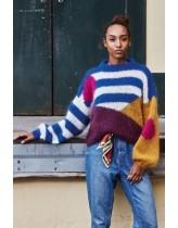 Grafisk sweater