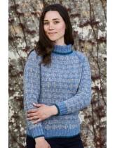 Klassisk sweater til Damer - opskrift