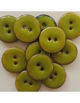 Glaserede Kokos knapper