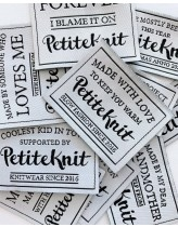 Label - PetiteKnit