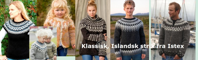 Islandsk strik fra Istex
